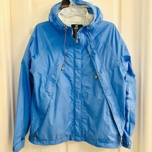 The North Face HyVent Blue Shell Wind Rain Jacket